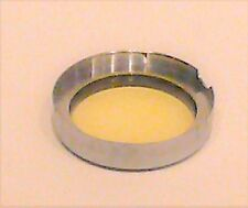 SPECIAL EFFECTS FILTER YELLOW 32mm  Dia push fit by BDB