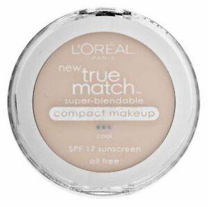 L'Oreal Paris True Match Super-Blendable Compact Makeup, 0.30 Ounce