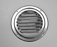 "Classic Style BBT Brand 316 Marine Grade Stainless Steel 4"" Vent"