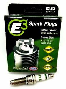 E3 Spark Plugs E3.82 - Set of 4 Spark Plugs - Free Shipping