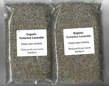 100g Natural Dried ORGANIC Highly Aromatic English Lavender Pot Pourri Crafts #