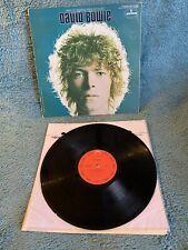David Bowie - Man Of Music / Man Of Words  US-1969  Vinyl LP