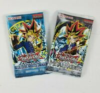 YuGiOh Legend of Blue Eyes White Dragon & Metal Raiders Booster Packs Unlimited