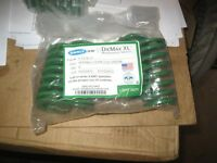 """DANLY 9-3214-11 GREEN DIE SPRING 2"""" X 3-1/2"""", 1PC (AB2358-1)"""