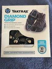 New Yaktrax Chains winter traction Small 5-6 Men Women 5-7 ICE Outdoor Safety