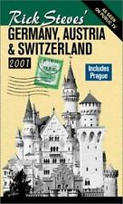 Rick Steves' Germany, Austria, & Switzerland 2001 (Rick Steves' Germany, Austria