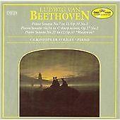Beethoven: Piano Sonatas Nos. 7, 14, 21 (CD, Nov-1996, Koch Discover