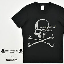 mastermind JAPAN x Numero collaboration Short sleeve T-shirt Black S