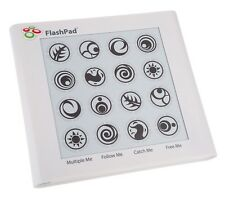 FlashPad Flash Pad Touchscreen Electronic Handheld Game, LED Light Show & Sound