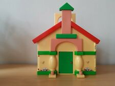 Vintage Plastic Noddy's Dolls House by Golden Bear Productions
