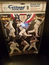 New York Yankees Fathead Wall Hanging With Derek Jeter & Other Yankees Playerss