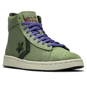 Converse Pro Leather Mid BHM (Men Size 10) Basketball Shoe Chuck Taylor Sneaker