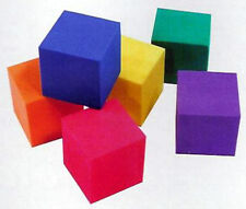 Cubes Quietlite 6 colors, Set of 102 durable foam Learning Resources X20245