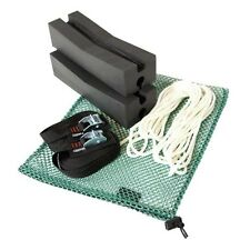 Car-Top Economy Kayak Carrier Foam Block Kit by Equinox .. New, with mesh tote