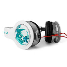 Anime Hatsune Miku Earphone Stereo Bass Headphone Phone PC MP3 With Microphone