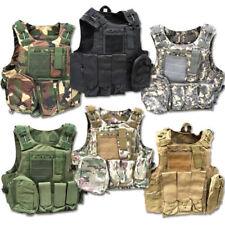 Multi-Colour Vest Paintball Vests