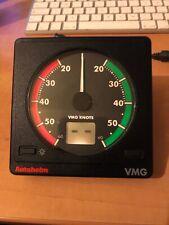Autohelm ST50 VMG display