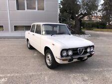 Alfa Romeo Nuova Giulia 1.3 Super