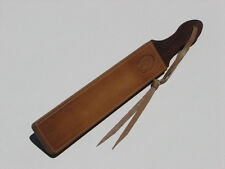HAND RAZOR STROP SHARPENING KNIFES TOOLS HONING STROPPING HAND MADE - RED CEDAR