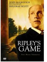 DVD Ripley's Game Malkovich Scott Neuf