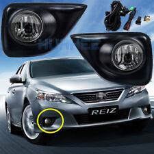 FRONT CAR FOG LAMP FOR TOYOTA REIZ 2010 / MARK X 2010 2012 WIRING KIT INCLUDED