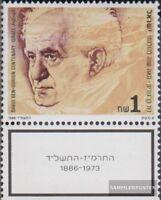 Israel 1046 mit Tab (kompl.Ausg.) postfrisch 1986 David Ben-Gurion