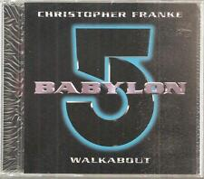 Babylon 5  Walkabout  CD  NEW SEALED  Christopher Franke