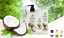 TROPICANA Organic Virgin Natural Cold Pressed Coconut Oil 250ml. Healthy Skin X2