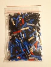 Vrac de 250 petites pièces de connexion LEGO TECHNIC pin