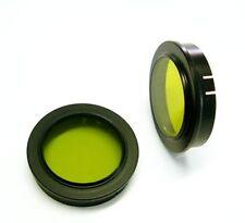 Carl Zeiss Jena NVA MDI DF 7x40 Binoculars Filter Yellow Green Pair NEW
