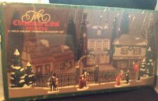 """Department 56 """"The Christmas Carol Revisited"""" 21 Piece Accsessory Set"""