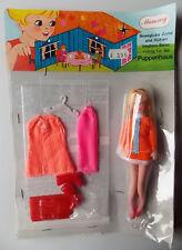 Vintage - Mammy - Topper Dawn Cilly Clone Muñeca - 15,5CM - Doll House