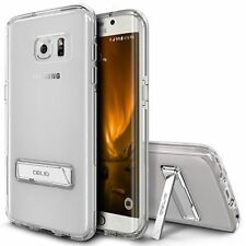 Transparent Kickstand Cases and Covers for Samsung Phones