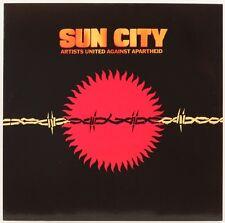 Sun City   United Artists Against Apartheid Vinyl Record