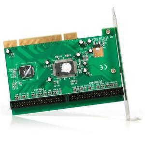 2 port PCI ATA-133 IDE Adapter Card
