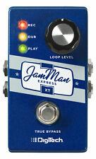 DigiTech Jam Man Express XT Looper Effektpedal Gitarreneffekt Loop True Bypass