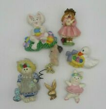 Vintage Easter Pin Party Costume Jewelry Lot