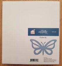 Scrapbooking Kartenaufleger ~ 1 x Aufleger XL ~ SCHNEEMANN ~ WINTER #267