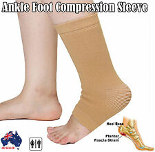 Ankle Foot Compression Plantar Fasciitis anti Fatigue Heel Achy Pain Support