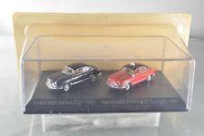 JK543 Universal Hobbies/Norev 1:87 HO 1957 Panhard Dyna Z12 & Taxi