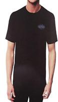 HANG TEN Surfing Co Men' s Sz Large  Longboard Graphic Black T-Shirt 1147274