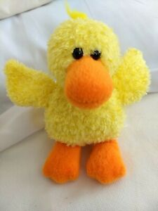 Little Cute Yellow Duck Chick Soft Plush Toy
