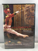 Sealed! Moscow Ballet's Great Russian Nutcracker Brand New DVD