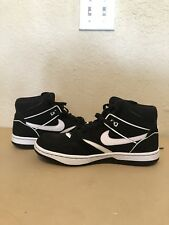 Nike Sky Force 88 Mid Black/White Size 9 Barely Used