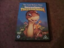 The Land Before Time - 11 - Invasion Of The Tinysauruses (DVD, 2005)