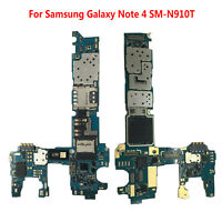 Fit For Samsung Galaxy Note 4 SM-N910T 32GB Unlocked Logic Mainboard Motherboard