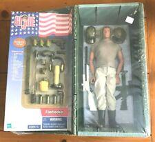 "Hasbro GI Joe Footlocker 12"" Action Figure and Gear #53021 Factory Sealed 2001"