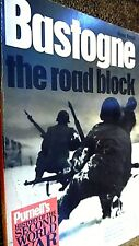 PURNELL'S BATTLE BOOK #4: BASTOGNE: THE ROAD BLOCK / Peter Elstob (1968)