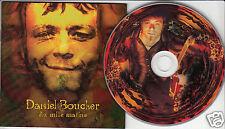 DANIEL BOUCHER - Dix Mille Matins (CD 1999) Quebec Rock 9 Songs