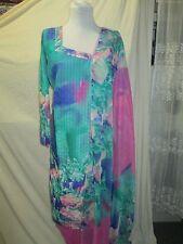 beautiful semi cotton salwar kameez  size L42    krrt 000